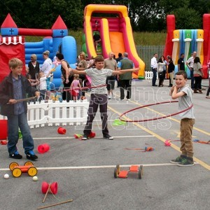 Family Fun Days Hire