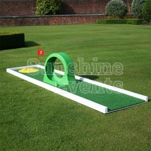 Crazy Golf Hire for Events and Parties