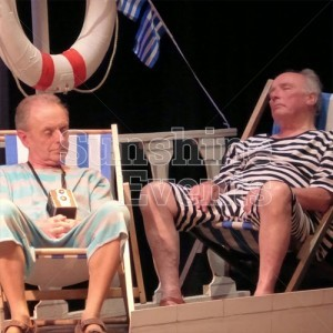 Deckchair Hire for Film and Production
