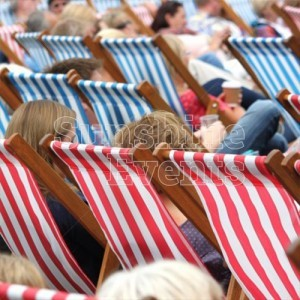 Fun Days Deckchair Seating Hire