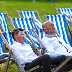 Wedding Deckchair Hire