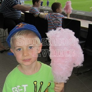 Fun Food Candyfloss for the children