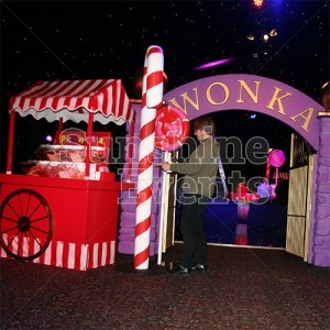 Fun Food for Willy Wonka Themed Event