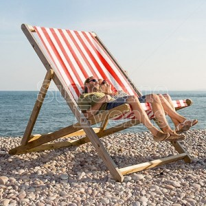 Relax in a Giant Deckchair Hire