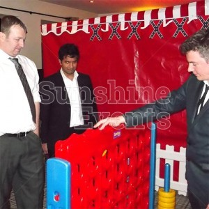 Giant Games Hire for Corporate Events