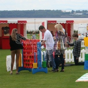 Giant Games Hire for Events and Parties