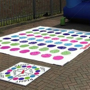 Giant Twister Games Hire