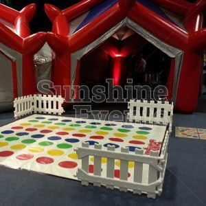 Giant Twister Game Hire