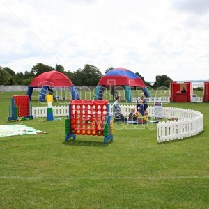 Giant Games Area to Hire