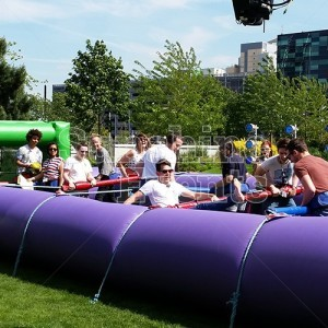 Fun Days Human Table Football