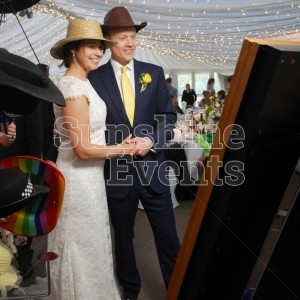 Wedding - Magic Mirror Hire