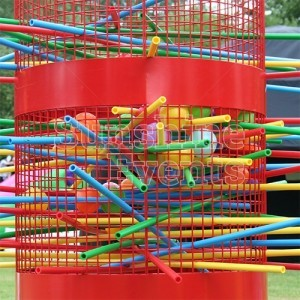 Giant Kerplunk to Hire for Parties and Events