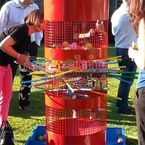 Giant Kerplunk Games Hire