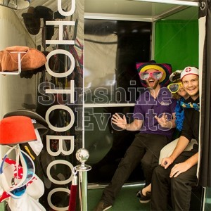 Photobooth Hire for Evening Events