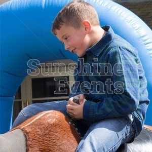 Rodeo Rides to Hire for Childrens Parties