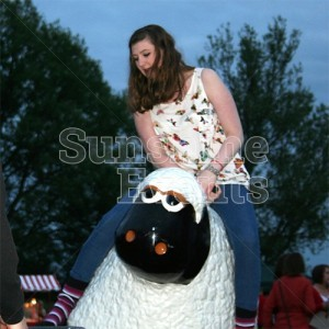Rodeo Dolly the Sheep Hire