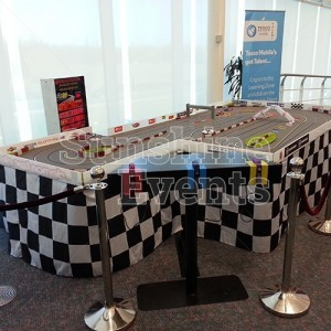 Wedding Entertainment Giant Scalextric