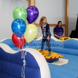 Surf Simulator for Indoor Events