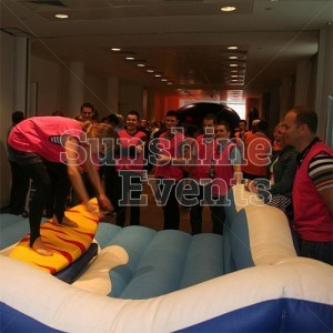 Surf Simulator Hire for Team Building Events