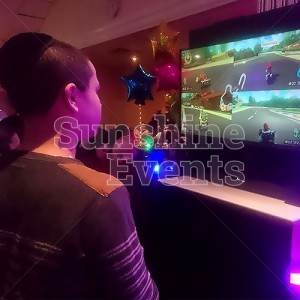 Evening Functions and Events Nintendo Switch Hire
