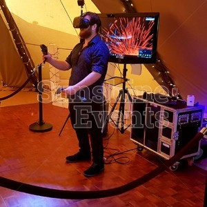 Evening Functions and Events Virtual Reality Experience