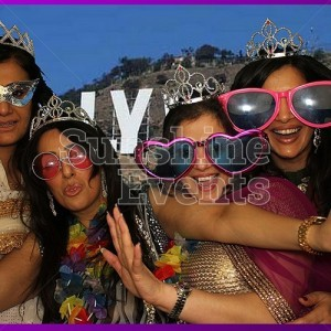 Hollywood Theme Photo Booth