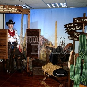 Wild Western Themed Events