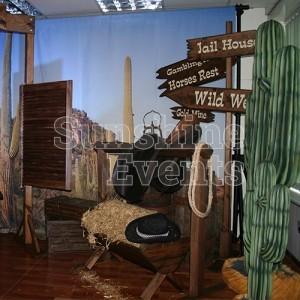 Wild West Themeing