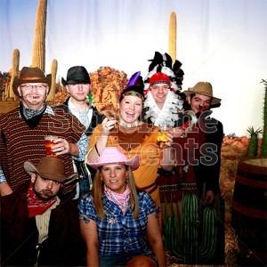 Wild West Theme Events