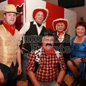 Wild West Theme Corporate Events