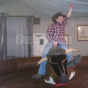 Wild West Bucking Bronco Theme Events