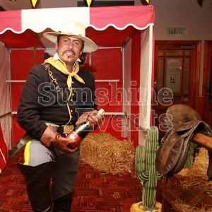 Wild West Hoopla Stall Hire for Events