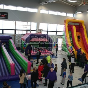 Fun Days Hire for Inside venues