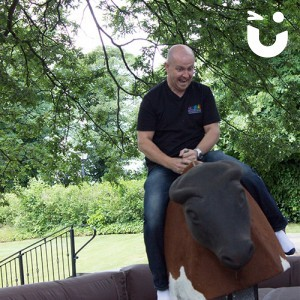 Bucking Bronco Hire for Events and Parties