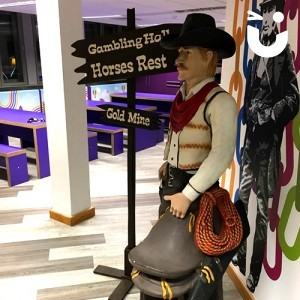 Wild West Theme Events and parties