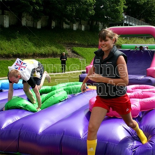 Team Building - Its a Knockout