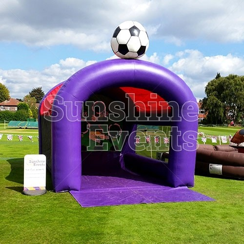 Football Shoot Out Inflatable Hire