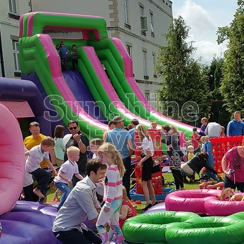 Inflatable Slides Hire