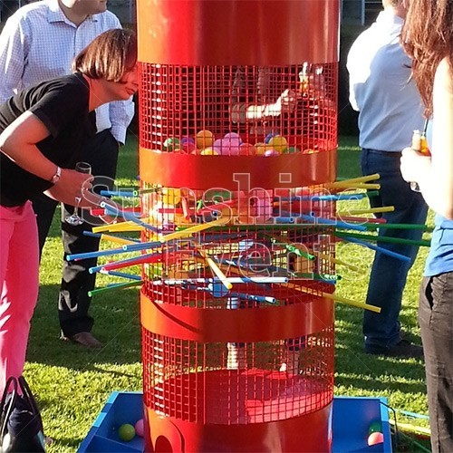 Giant Kerplunk Hire