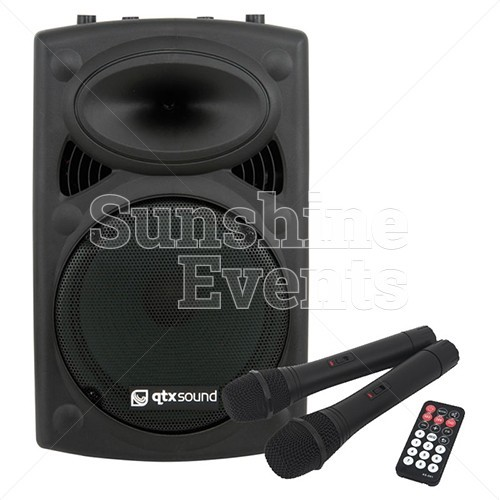 PA System and Music for your Event