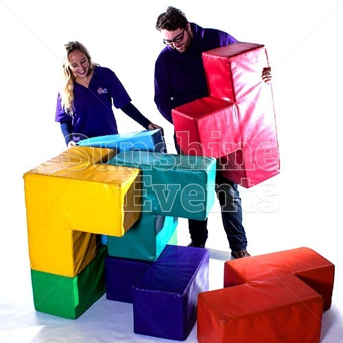 Puzzle Cube for Team Building