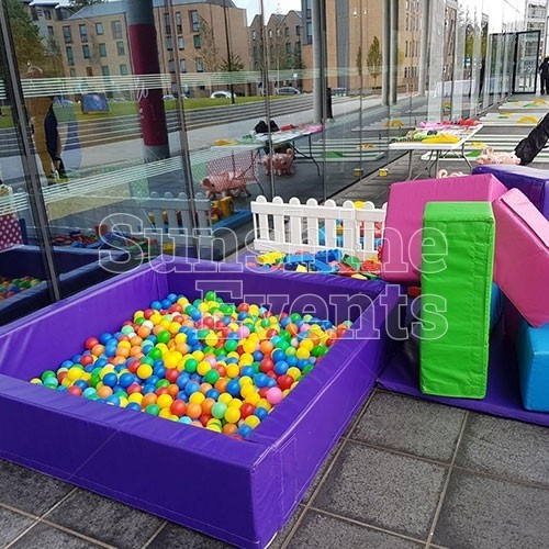 Soft Play Area Hire