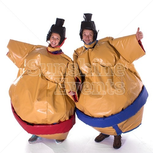 Sumo Adult Costumes Hire