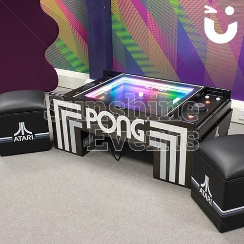 ATARI Pong Table Hire
