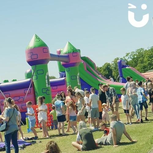 Fun Day Example Package - 500 Guests +