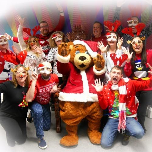 Christmas Staff Photo Test 2