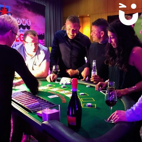 James Bond / Las Vegas Theme
