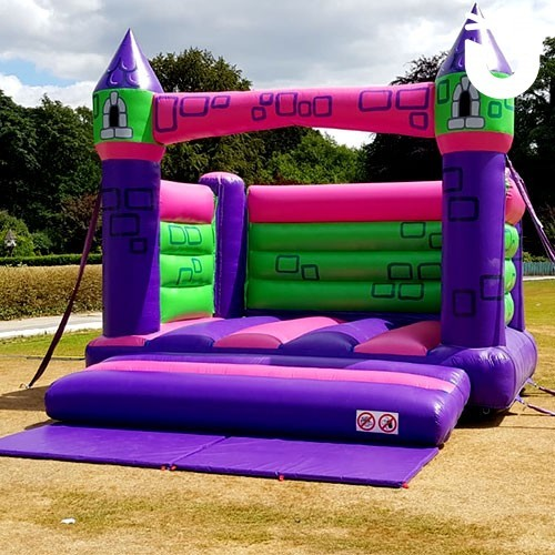 Our Bouncy Castle Hire Adult on display for a family fun day