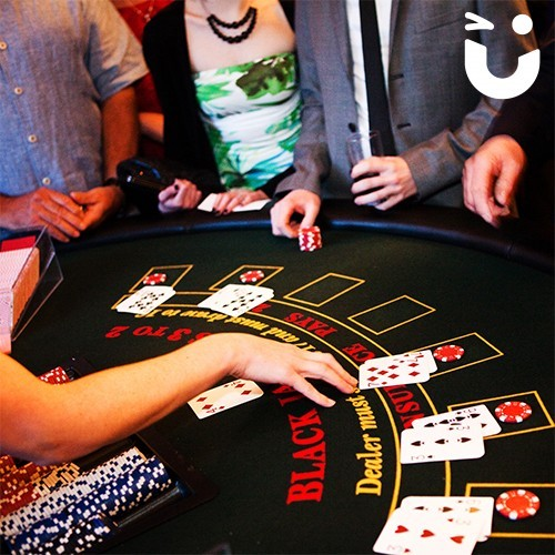 Blackjack and Roulette Casino Table Hire
