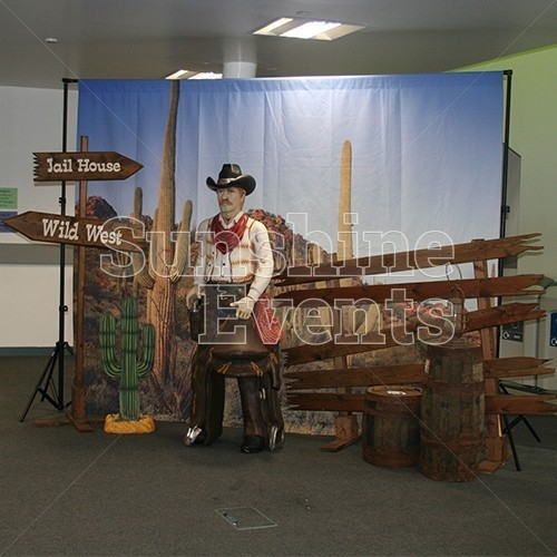Wild West Prop Hire